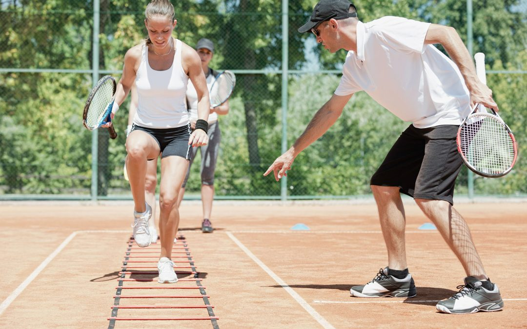 Anmeldung Tennistraining