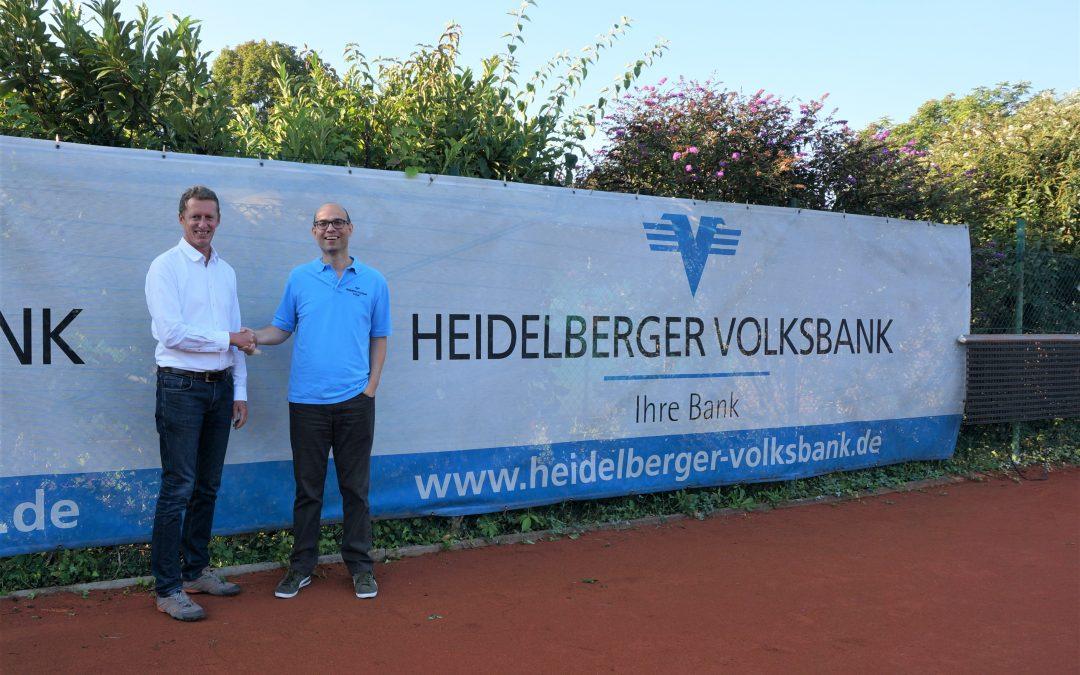 Heidelberger Volksbank fördert Eppelheimer Jugend-LK-Turnier und ist Namensgeber für den Heidelberger Volksbank Cup